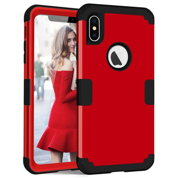 Shockproof Armor iPhone XS Max Case