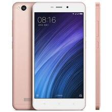 L'UE Versions D'origine Xiaomi Redmi 4A Snapdragon 425 Quad Core 13.0MP 5.0 Pouce 1280×720 2 GB RAM 16 GB ROM mi Redmi 4A Mobile téléphone