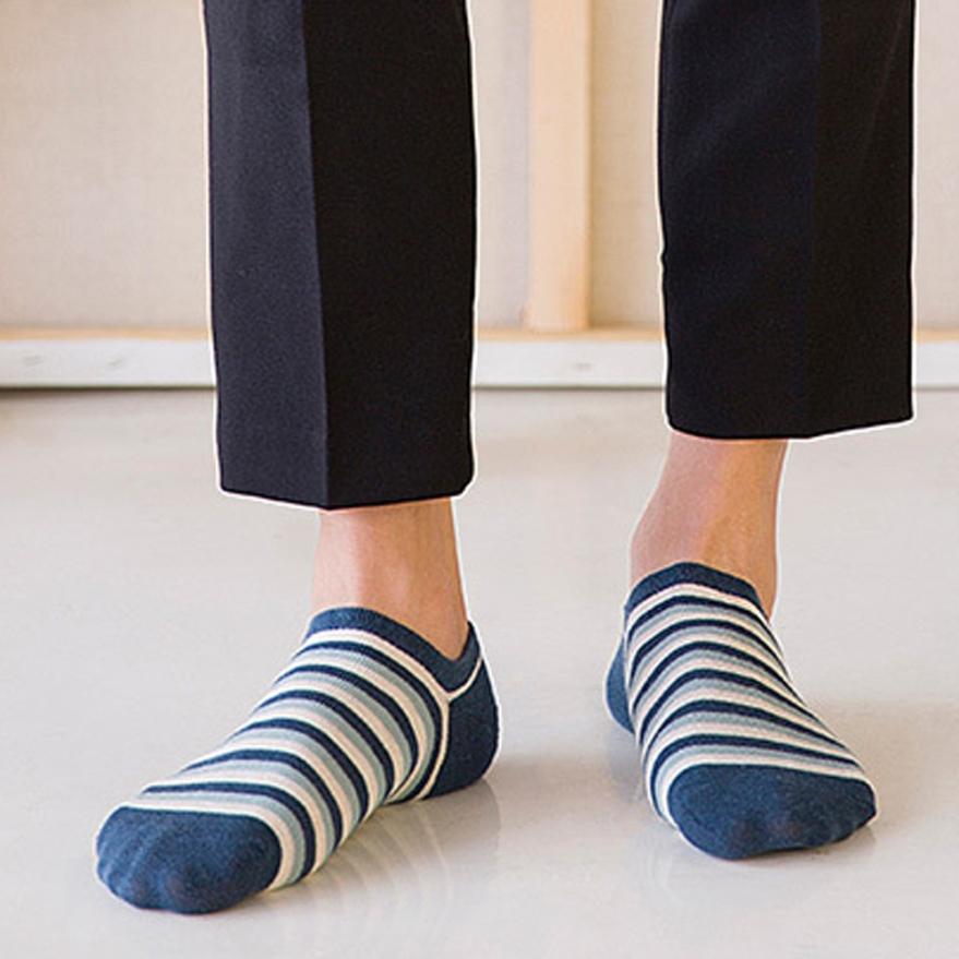 New Arrival Mens Socks Casual Work Business Cotton Stripe Series Fashion Sock Comfortable Popular Mens Socks Meias Sock Hocok