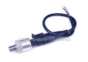 Image 2 - 0.3m kablo, 10bar,12VDC,1 5V,NPT1/8 yağ yakıt dizel hava gazı su ithalat seramik basınç sensör verici dönüştürücü