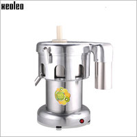 XEOLEO Stainless steel Juicer machine Commercial Juice Extractor Juicing machine Centrifugal Juicer 220V 550W 2800r/min