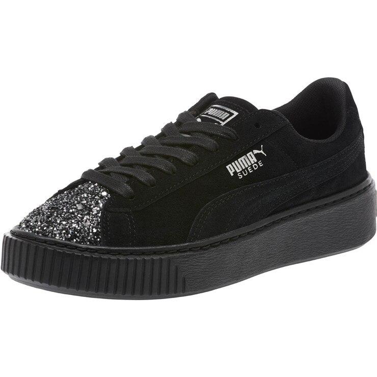 ec4d868e55e Detail Feedback Questions about 2018 PUMA Suede Platform Crushed Jewel  Women s Sneakers Rihanna classic color tone simple Badminton Shoes Size  35.5 40 on ...