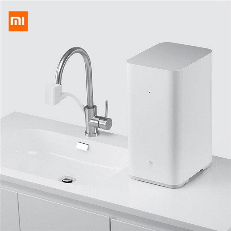 Оригинал Сяо mi очиститель воды фильтры Сяо mi обновлен mi очиститель воды большой 400 галлонов потока Поддержка смартфон приложение z20