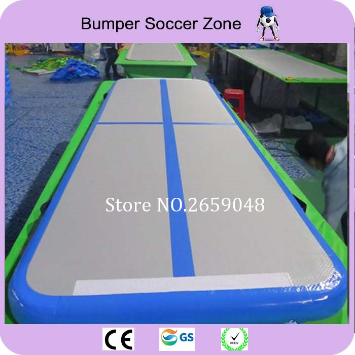 Free Shipping 3x1x0.2m Small Air Track Gymnastics Inflatable Air Track Tumbling Mat Gym AirTrack For Sale hot sale inflatable air tumble track gymnastics for sale