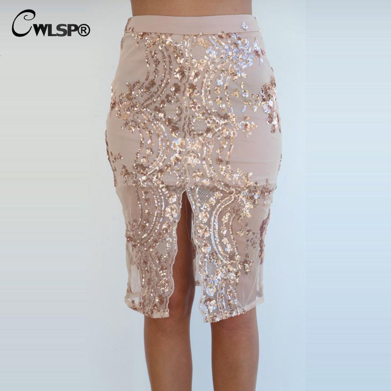Online Get Cheap Gold Pencil Skirt -Aliexpress.com   Alibaba Group