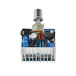 Image 3 - AIYIMA TDA7297 2.0 Dual ช่องเครื่องขยายเสียงเครื่องขยายเสียง DC 12 V สำหรับ 4 8ohm ลำโพงเสียง 15 W + 15 W