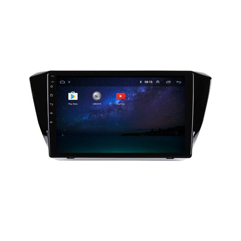 """Sale 10.1"""" 2.5D IPS Android 8.1 Car DVD Multimedia Player GPS For Skoda Superb 2016 2017 2018 audio car radio stereo navigation 2"""