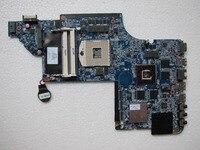 האם מחשב נייד 659095-001 עבור hp dv7-6000 mainboard intel hm65 ddr3 ati גרפיקה hd 6770 m נבדק מלא
