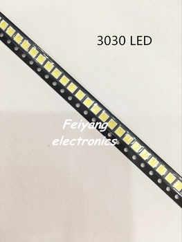 500pcs Lextar LED Backlight High Power LED 1.8W 3030 6V Cool white 150-187LM PT30W45 V1 TV Application 3030 smd led diode - DISCOUNT ITEM  18% OFF All Category