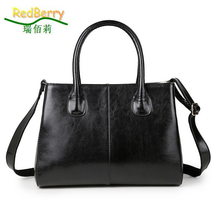 Fashion Women Genuine Leather Handbag Hot Elegant Female Tote Women Leather Cross Body Bags Top Handle Bags New Messenger Bags 2015 fashion women floral genuine leather handbag elegant shoulder bag new style messenger bags women top handle bags hot tote