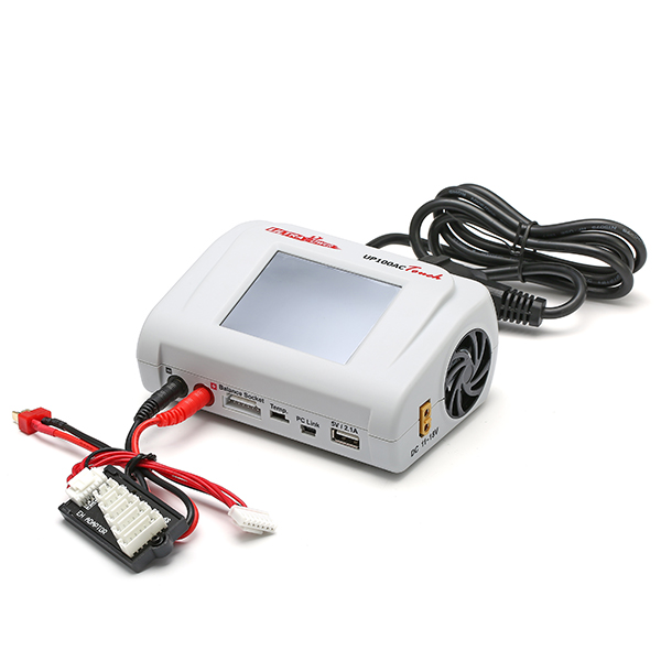 Ultra Power UP100AC AC DC Touch 100W Lipo Battery Balance Charger For Rc Models цены