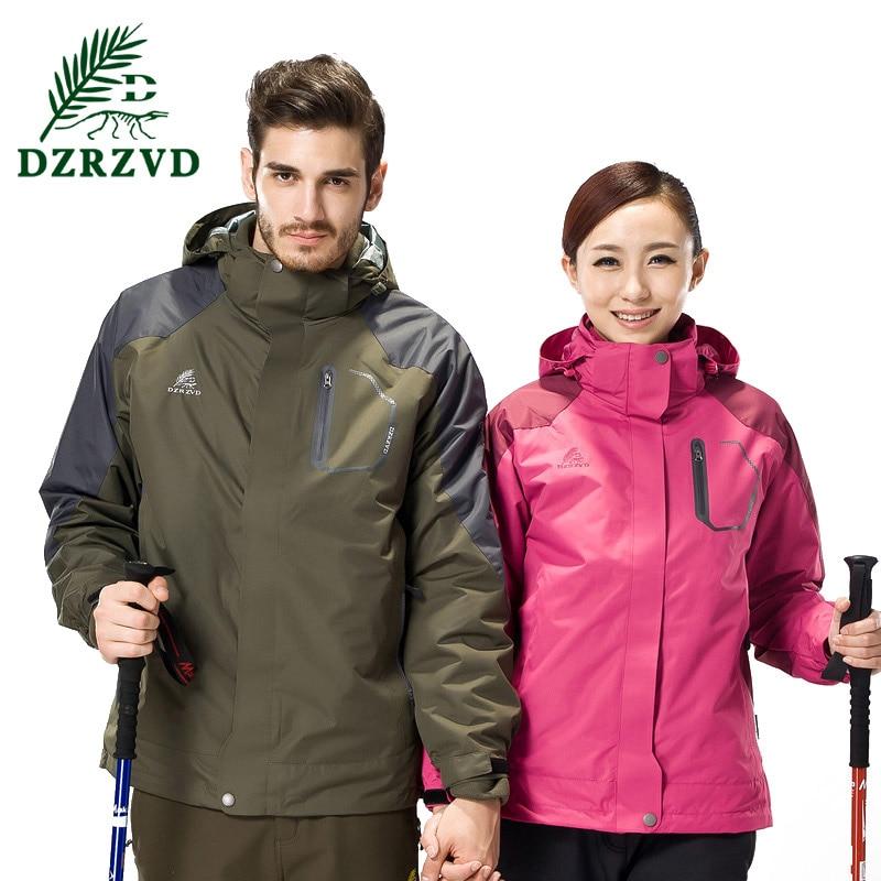 ФОТО Winter Outdoor Windbreaker Waterproof Jacket Men Women Fleece Jacket Polartec Cardigan Camping Skiing Keep Warm Sportswear 13077