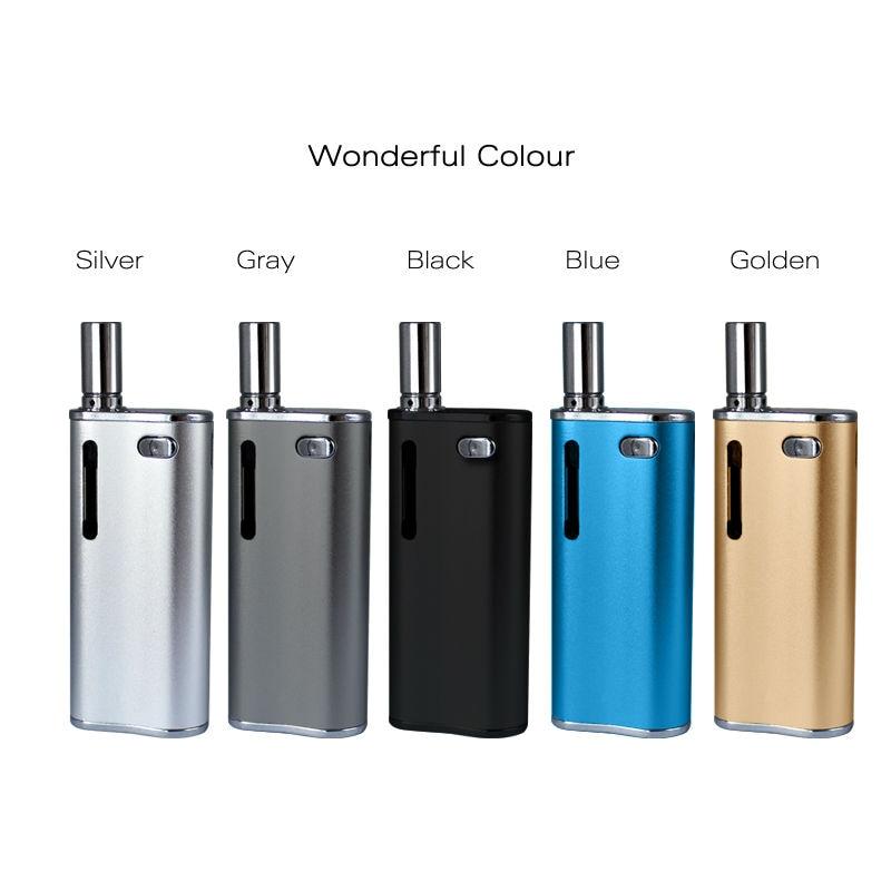 5pcs Lot Original Airistech Electronic Cigarette 650mAh Start E Cigarettes Kit With OLED Display Vaporizer CBD