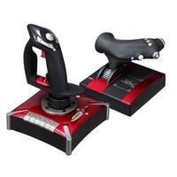 Top Quality Brand Litestar PXN 2119II Computer Flight Game Joystick Flight Simulation Gaming Rocker Controller For