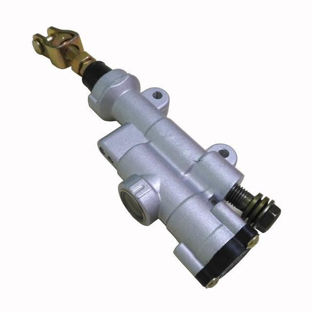 Rear Brake Pump Master Cylinder For Honda CRF250R CRF250X 2004-2013 CRF 250R Motorcycle Dirt Pit Bike