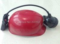 2014 New 10W Cree LED 80000Lx Free Shipping LED Mine Cap Lamp Helmet Lamp Mine Lamp