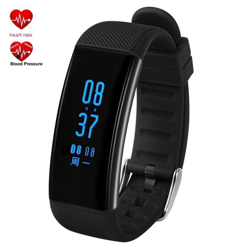 Smart Wristband Swimming Watch Men Waterproof Bracelet Women Blood Pressure Heart Rate Monitor Fitness Tracker DB03 Sports Band