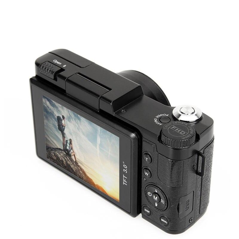 3 TFT LCD Full HD 24MP Numérique Caméra Vidéo 1080 p Caméscope CMOS Vidéo Lentille + Filtre Mini Numérique caméra