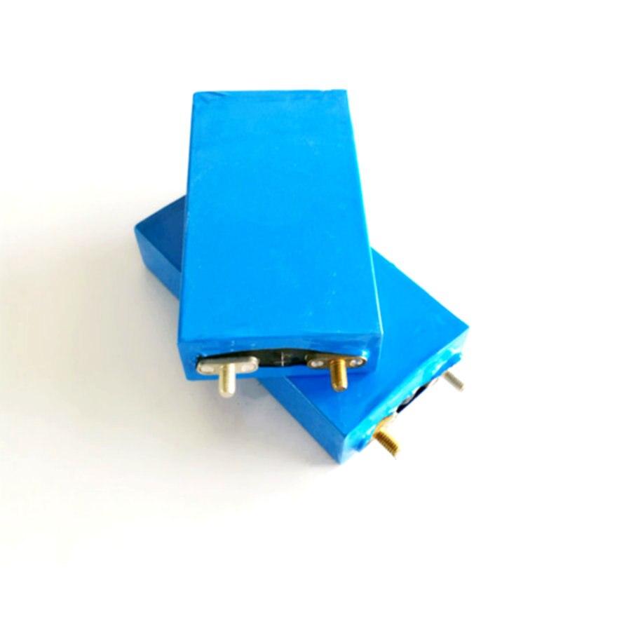 Paquet de 2 3.2 v LiFePO4 batterie 25Ah Rechargeable li polymère cellule pour 12 V 25A batterie Pack e-bike UPS convertisseur de puissance HID lumière solaire