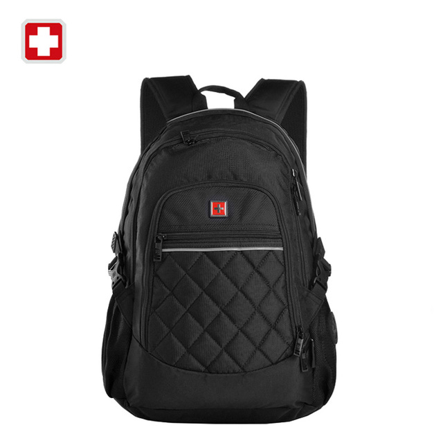 b9712cade2 2017 brand Business Men backpacks School students travel backpack laptop  computer bag Waterproof water bags black free shipping