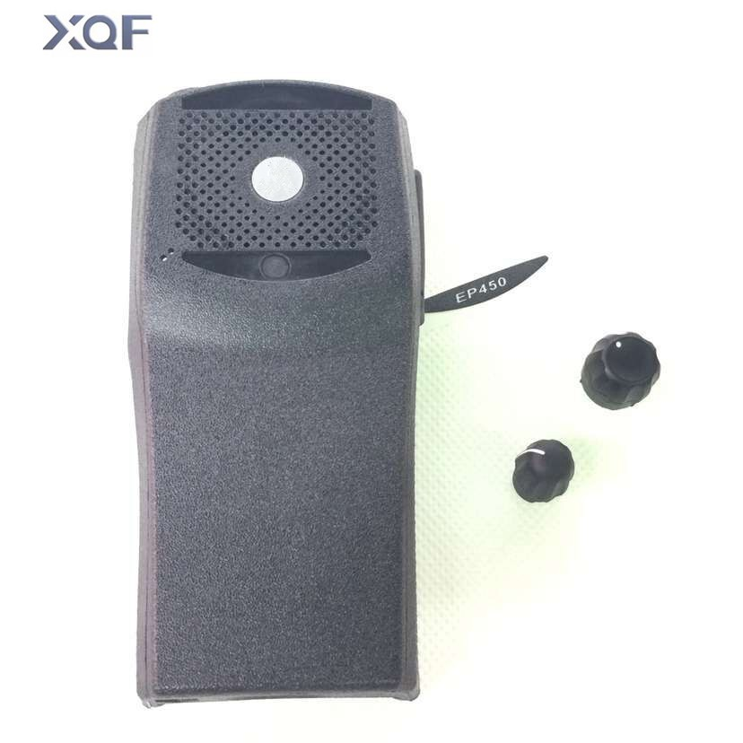 Front Outer Case Housing Cover Shell For Motorola EP450 Radio