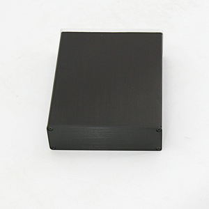 Image 5 - KYYSLB Mini Caso Amplificatore FAI DA TE Scatola di Enclosure132x42x169mm Home Audio All Telaio in alluminio Amplificatore Housing1304 Box Profilo