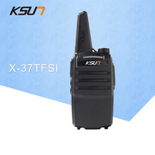 1PCS BUXUN X-37TFSI Walkie Talkie 6W High Power 4000mAh Li-ion Battery New BUXUN Dual Band Two Way Radio