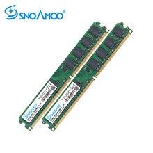 Snoamoo Оперативная память ПК ddr2 2gbx2pcs 667 МГц 800 pc2