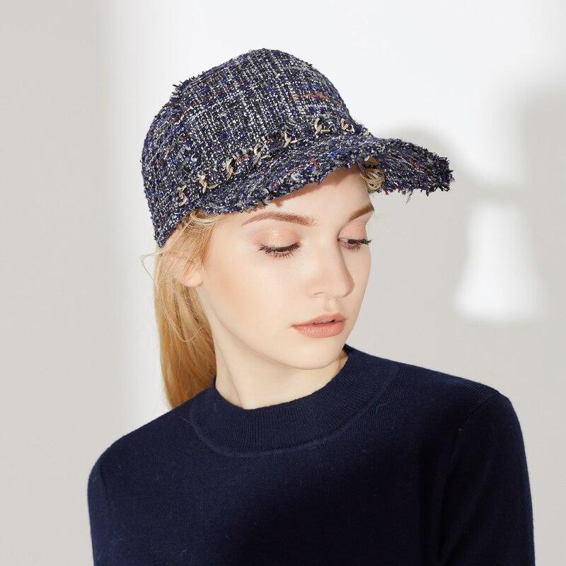 HM017 véritable véritable chapeau de fourrure de vison chapeaux d'hiver pour les femmes pièce entière vison fourrure chapeaux chapeau d'hiver - 3