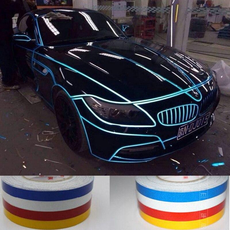 Huanlisun 1 0cm X 1meter Automobile ③ Luminous Luminous