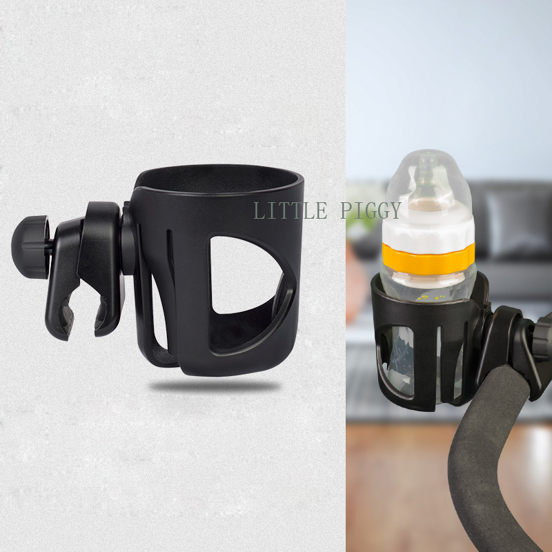 Baby Stroller Accessories Cup Holder Children Tricycle Bicycle Cart Bottle Rack  Milk Water Pushchair Carriage Buggy(China)