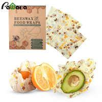 3 PCS Reusable Silikon Wrap Dichtung Lebensmittel Frisch Halten Wrap Deckel Abdeckung Stretch Vakuum Lebensmittel Wrap Bienenwachs Tuch Sealer Küche werkzeuge