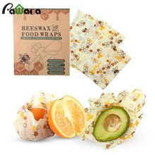 3PCS Reusable Silicone Wrap Seal Food Fresh Keeping Wrap Lid Cover Stretch Vacuum Food Wrap Beeswax Cloth Sealer Kitchen Tools silicone food wrap bowl pot cover stretch lid kitchen vacuum sealer