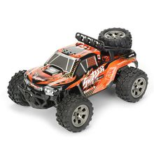 Remote controlled car furious 1:18 RC 2.4G Remote Control Off-Road Monster Truck High Speed RTR RC Car Toy magic track D300122(China)