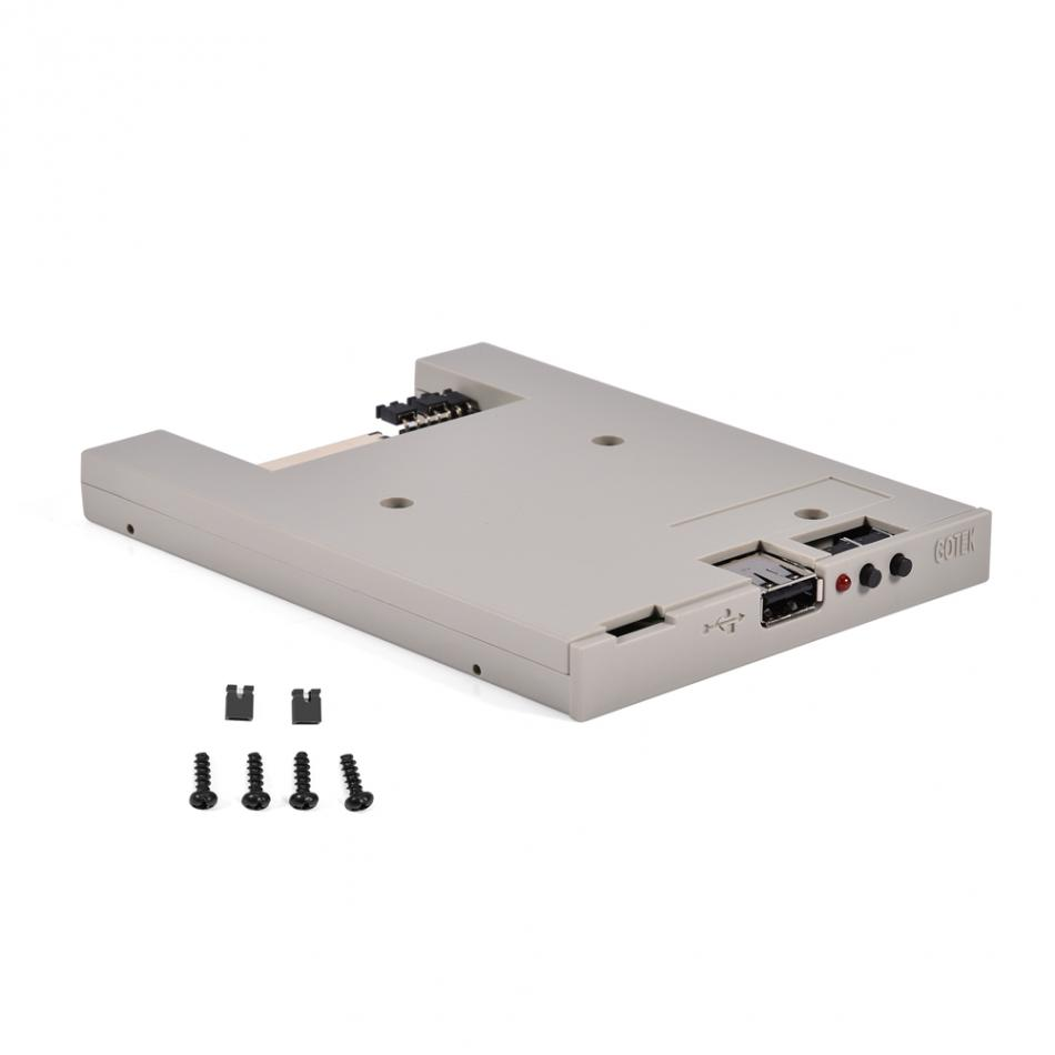 Sfrm72-du26 720k Usb Floppy Drive Emulator For Barudan Bens Embroidery Machine High Quality Free Shipping Chills And Pains Computer Components