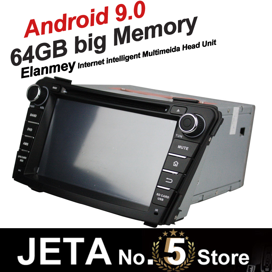 Worldwide delivery android car radio hyundai i40 in NaBaRa Online