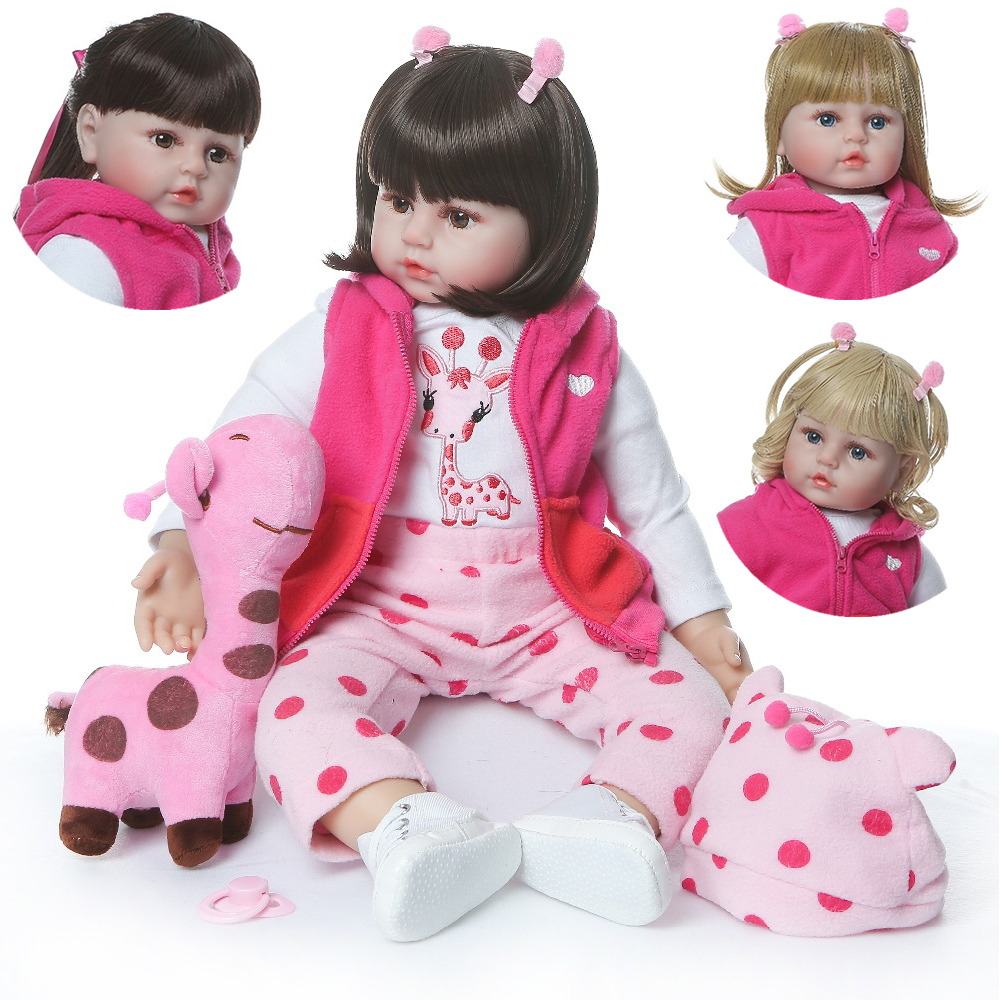 Reborn Infanct baby alive dolls 1948cm soft silicone reborn baby girl dolls toys bebe realisitc reborn gift NPK dollsReborn Infanct baby alive dolls 1948cm soft silicone reborn baby girl dolls toys bebe realisitc reborn gift NPK dolls