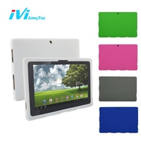 Silicone Skin Case Cover For Asus Eee Pad Transformer TF101 10 1 Tablet Blue Free Shipping