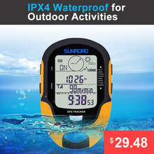 цены Digital GPS Altimeter Barometer Compass Hiking Survival Military Compass Portable Outdoor Camping Hiking Climbing Altimeter
