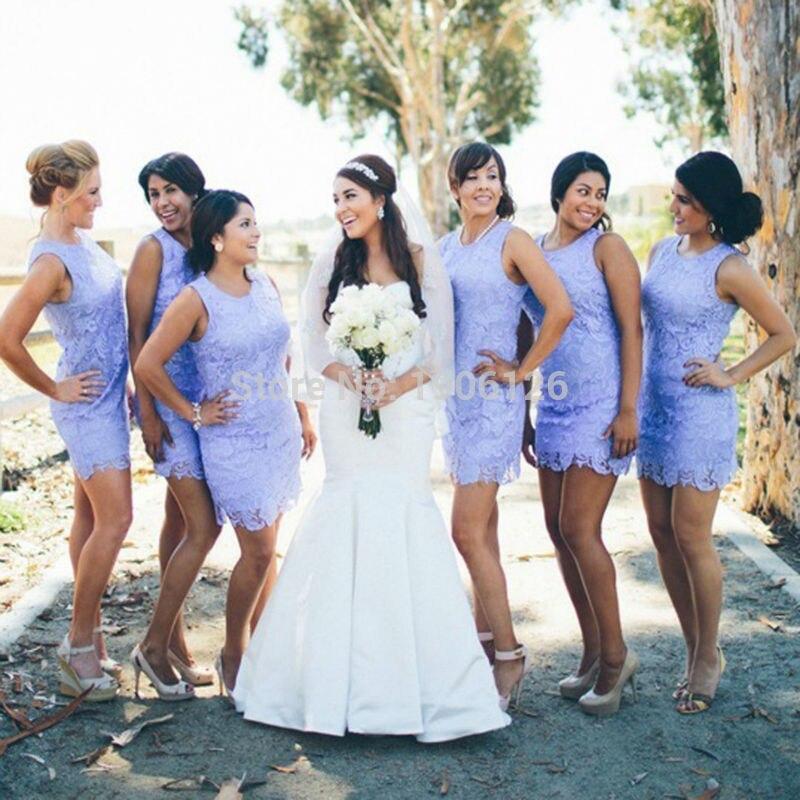 Online Get Cheap Short Summer Bridesmaid Dresses -Aliexpress.com ...