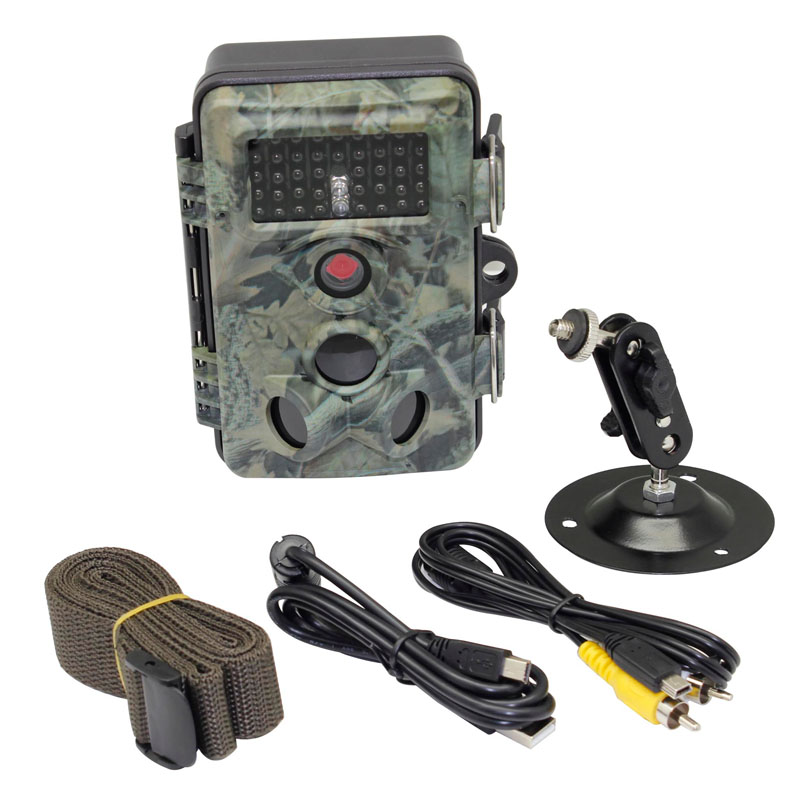 HD 12MP Hunting Camera Digital Infrared Wildlife Scouting Trail Camera wide angle 2.4' LCD IR Hunter Cam digital 940nm hunting camera invisible infrared 12mp scouting trail camera 2 4 lcd hunter cam s660