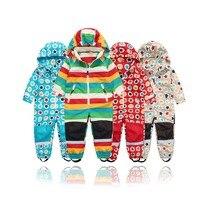 Ropa niños y niñas al aire libre ropa interior de malla pieza ropa de los niños delgada traje de esquí traje de los niños al aire libre coverallsRiding traje