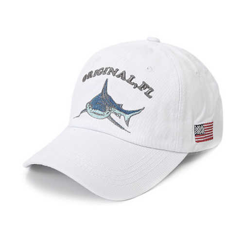 cb2380c75 2019 Man Women Newest Baseball Cap Hat Small Adjustable Strap Colors Shark  Embroidery Fashion Caps