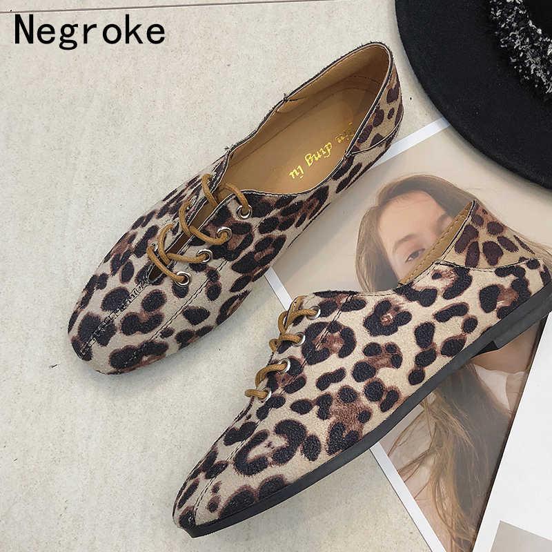 leopard ballet shoes