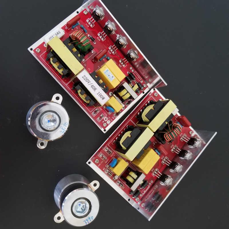 60 Вт небольшая ультразвуковая PCB 110 В/28 кГц, цена включая соответствующие преобразователи использовать на ультразвуковой очистки машины или системы очистки