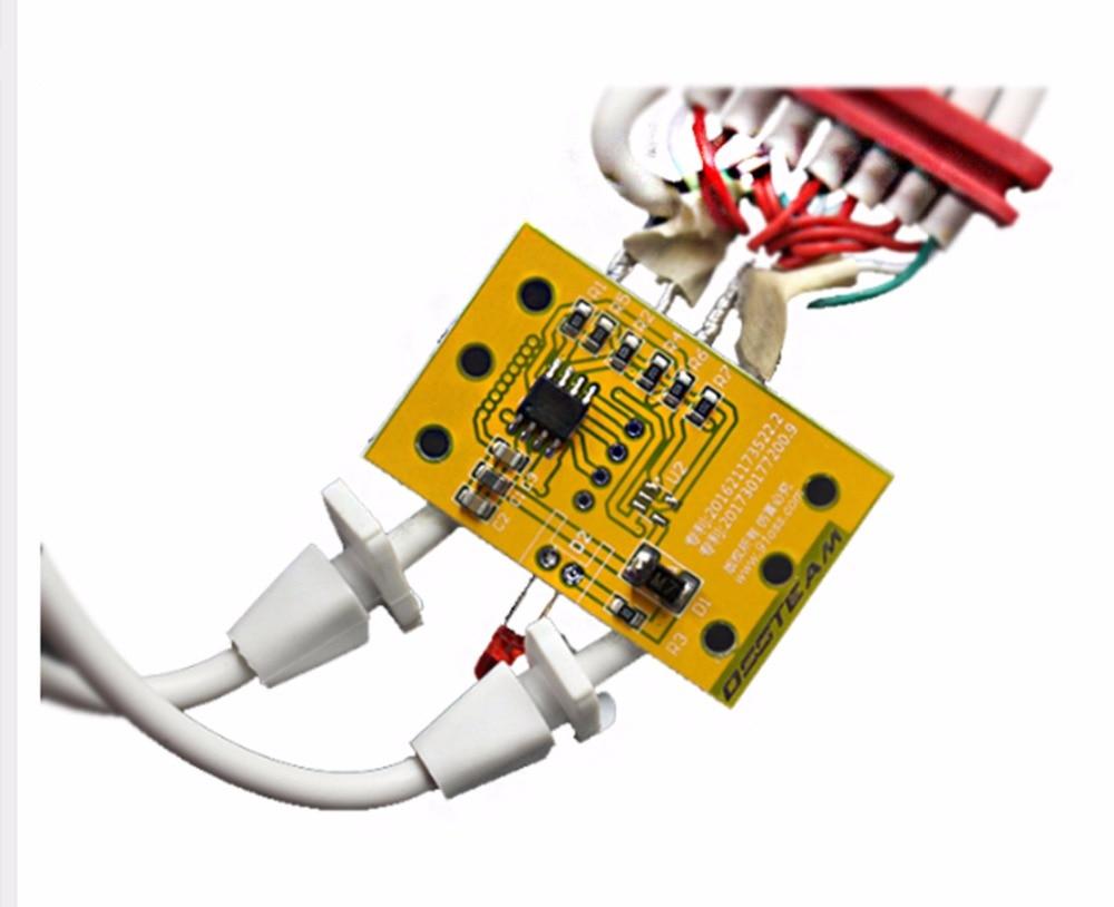 Telefonon elosztott áramerősség-tesztkábel-akkumulátor töltés - Szerszámkészletek - Fénykép 3