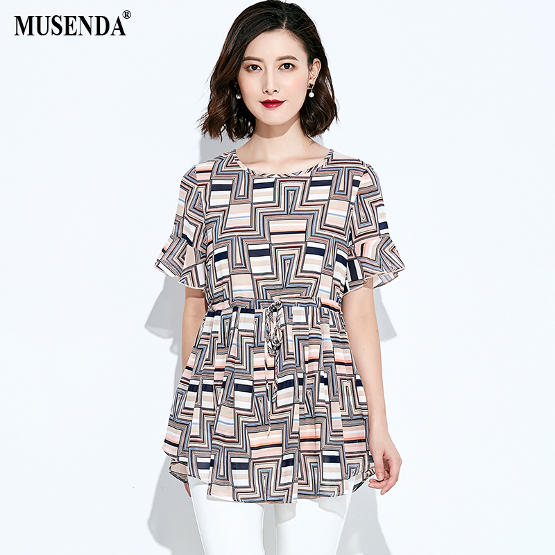 abb8b03e92b Buy blouses with drawstring and get free shipping on AliExpress.com