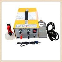 Pulso Faísca Ponto Welder 200 W, máquina de fabricação de jóias brilho soldador Welder Ouro Prata Platinum, Máquina de Solda de jóias