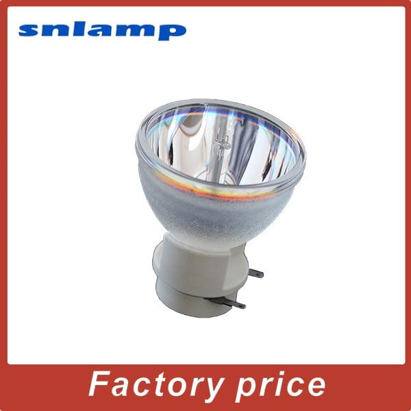 Original Bare Projector lamp  5J.J0705.001 for MP670 W600 W600+ 5j j0705 001 projector lamp bulb for mp670 w600 w600 projector