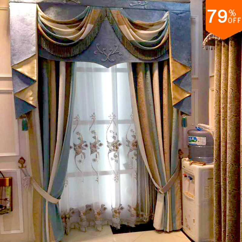 2018 curtain bathroom magnetic curtains with magnet curtains set window curtain bedroom hotel crochet fringe